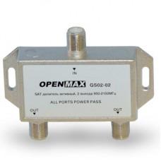 Сплиттер GS02-02 1х2