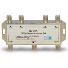 6x1   DiSEgC switch 6x1, GD-61A, 1/100
