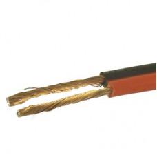 2х1.50 (R/B) медный, красно-черный 1/100/1