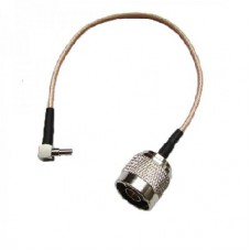 Пигтейл (кабельная сборка) F(male) - CRC9