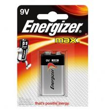 Батарейка Energizer Max 522/9V