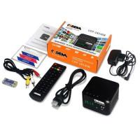 Эфирный приемник  DVB-T2 CADENA CDT-1814SB