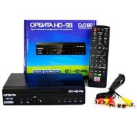 Ресивер Орбита HD-911 DVB-T2/C