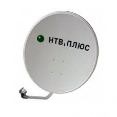 Спутниковая антенна Супрал с логотипом НТВ+