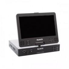 DVR  4 кан. видеорегистратор с монитором FE-1004L