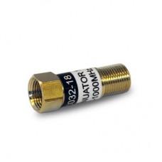 Аттенюатор 03 дБ 8032/3 F.п-F.м 1/1000
