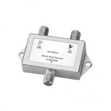2x1      GC-SW21X ,Multi-dich switch, 1/200