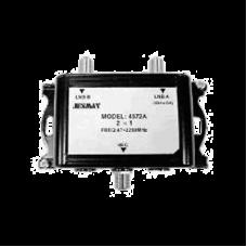 2x1      4572A  переключатель 0/22кГц, 1/50